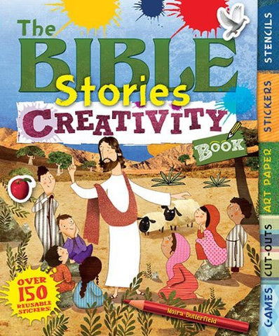 The Bible Stories Creativity Book (Creativity Books)