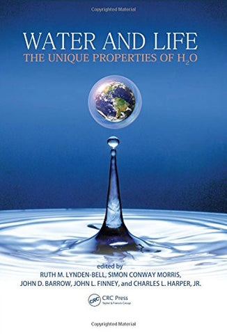 Water and Life: The Unique Properties of H2O