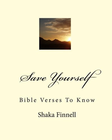 Save Yourself: Bible Verses To Know