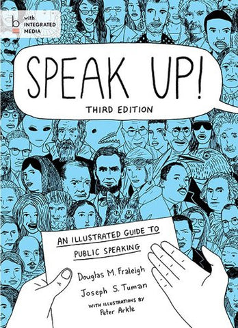 Speak Up!: An Illustrated Guide to Public Speaking