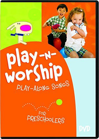 Play-n-Worship: Play-Along Songs for Preschoolers (DVD)