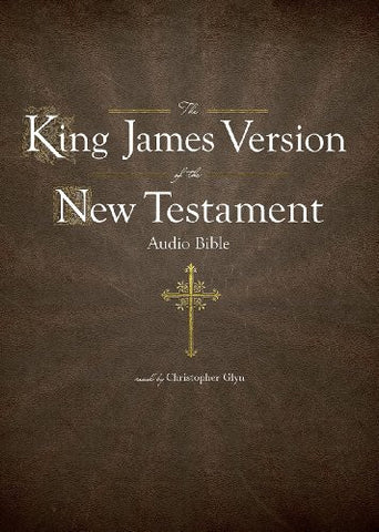 The King James Version of the New Testament (Audio Bible) (Library Edition)