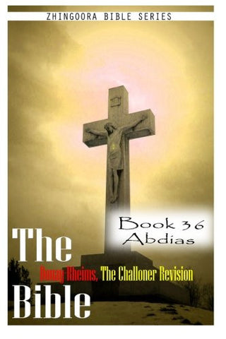 The Bible Douay-Rheims, the Challoner Revision- Book 36 Abdias