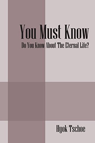 You Must Know: Do You Know About The Eternal Life?
