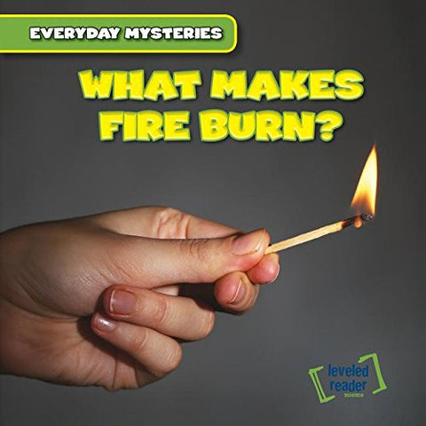 What Makes Fire Burn? (Everyday Mysteries)