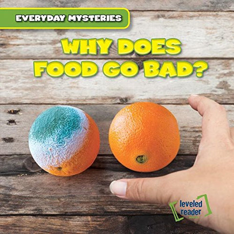 Why Does Food Go Bad? (Everyday Mysteries)