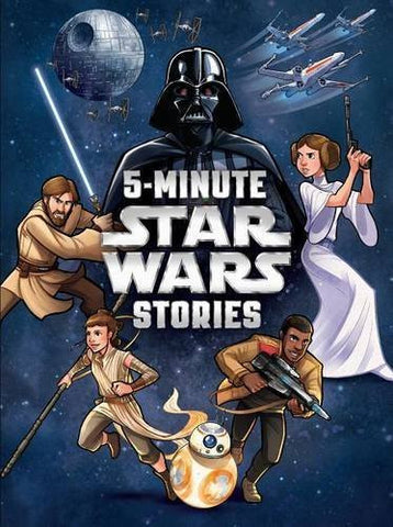 Star Wars: 5-Minute Star Wars Stories (5 Minute Stories)