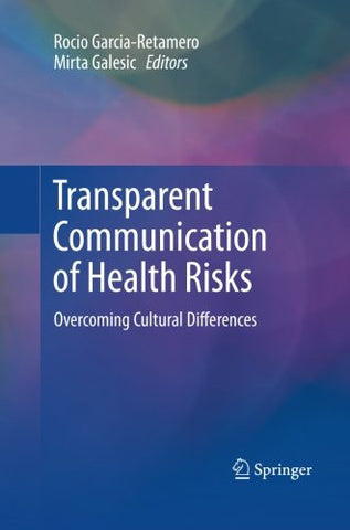 Transparent Communication of Health Risks: Overcoming Cultural Differences