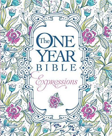 The One Year Bible Expressions (One Year Bible Creative Expressions: Full Size)