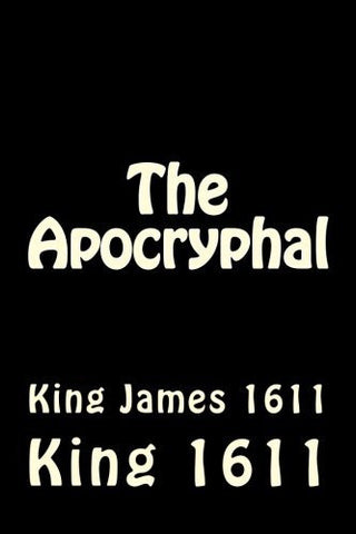 The Apocryphal: King James 1611