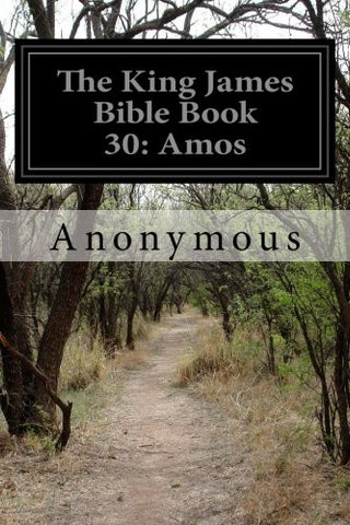The King James Bible Book 30: Amos