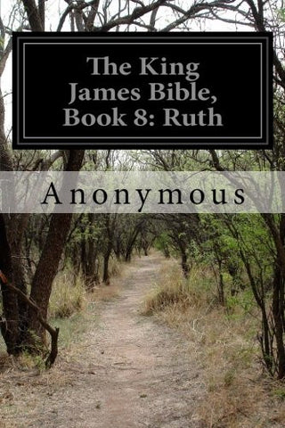 The King James Bible, Book 8: Ruth
