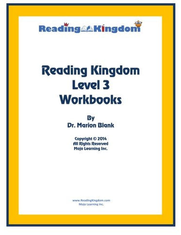 Reading Kingdom Workbooks - Level 3