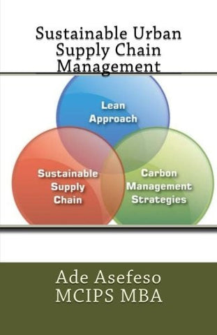 Sustainable Urban Supply Chain Management