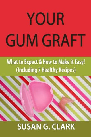 Your Gum Graft: What to Expect & How to Make it Easy! (Including 7 Healthy Recipes)