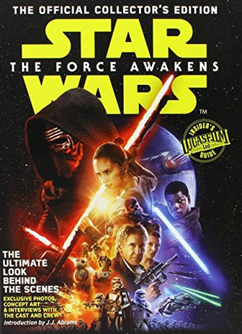 Star Wars - The Force Awakens: The Official Lucas Collector?Æs Edition