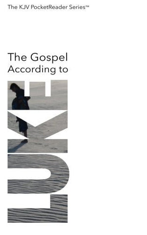 The Gospel According to Luke (The KJV PocketReader Series) (Volume 25)