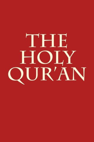 The Holy Qur'an: Conservative American Translation