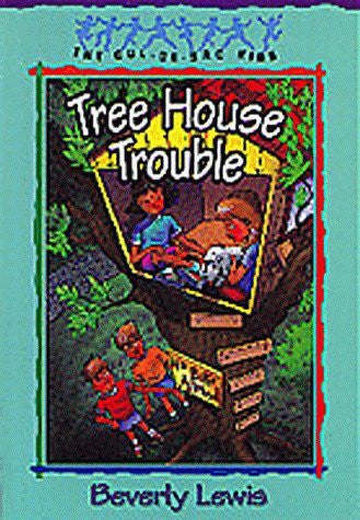 Tree House Trouble (The Cul-de-Sac Kids #16) (Book 16)