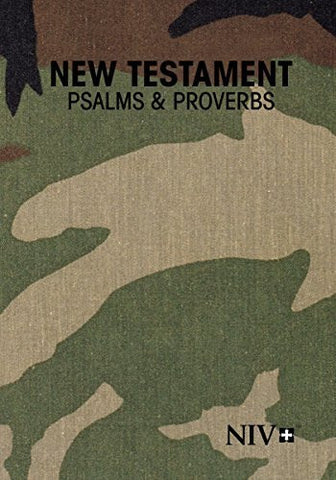 NIV Woodland Pocket New Testament Psalms Proverbs