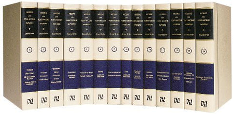 Nicene and Post-Nicene Fathers: Second Series (14 volume set)