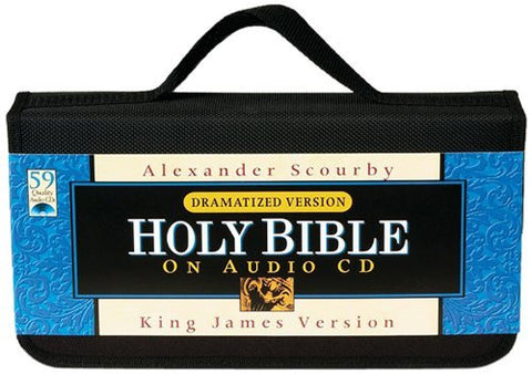 Scourby Bible-KJV-Dramatized