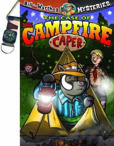 The Case of the Campfire Caper (Bill the Warthog Mysteries)