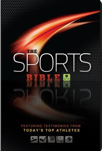 The Sports Bible, Brown Simulated Leather: Featuring Testimonies from Today's Top Athletes (FCA)
