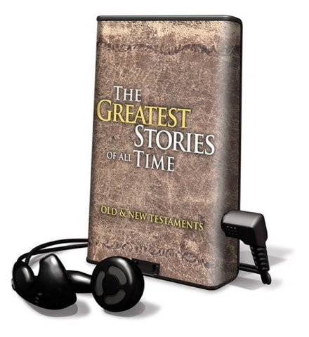 The Greatest Stories of All Time: Old & New Testaments: Library Edition