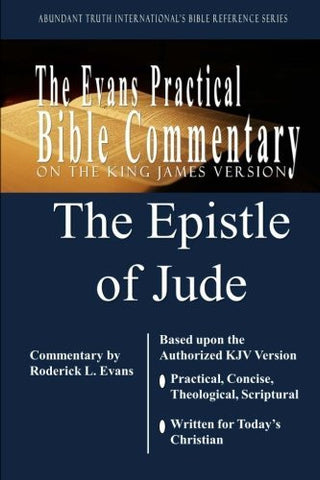 The Epistle of Jude: The Evans Practical Bible Commentary
