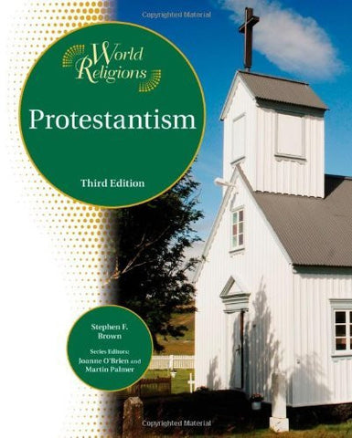 Protestantism (World Religions (Facts on File))