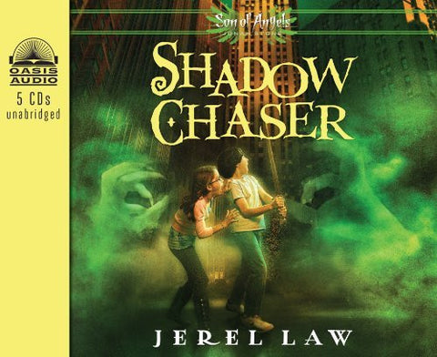 Shadow Chaser (Library Edition) (Son of Angels, Jonah Stone)