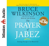 The Prayer of Jabez: Breaking Through to the Blessed Life (Breakthrough Series)