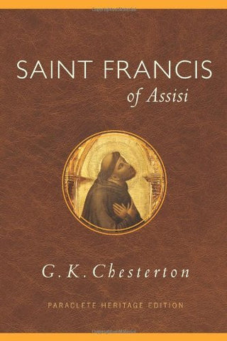 Saint Francis of Assisi (Paraclete Heritage Edition)