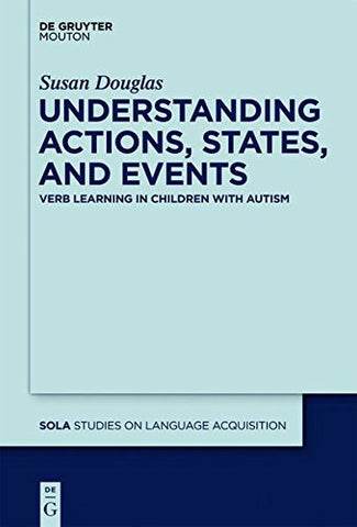 VERB LEARNING W/ AUTISM    SOLA   45 (Studies on Language Acquisition [Sola])