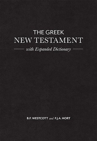 The Greek New Testament: With Comparative Apparaatus Showing Variations from the Nestle-aland and Robinson-pierpont Editions, With Greek Dictionary
