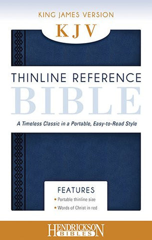 Thinline Reference Bible-KJV