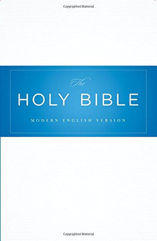 Thinline Reference Bible (English Violet/Brown): Modern English Version (MEV)