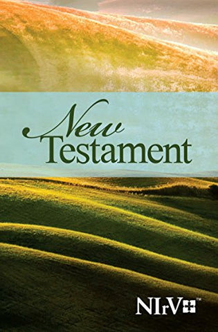 NIrV, New Testament: Anglicised Edition, Paperback