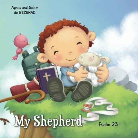 Psalm 23: Bible Chapters for Kids (Volume 1)