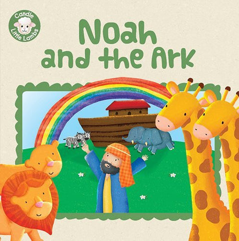 Noah and the Ark (Candle Little Lambs)