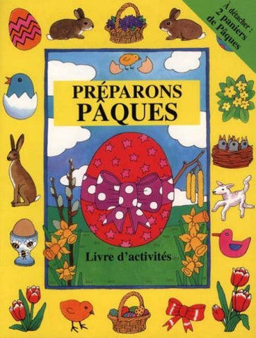 Preparons Paques (French Edition)