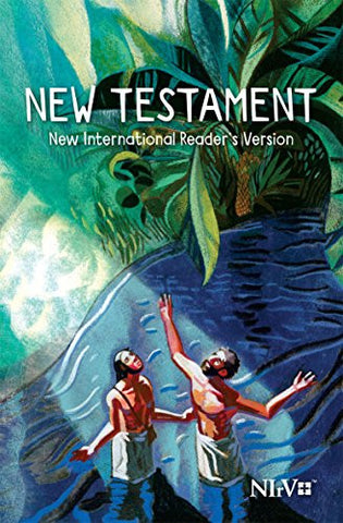 NIrV, Children's New Testament: Anglicised Edition, Paperback