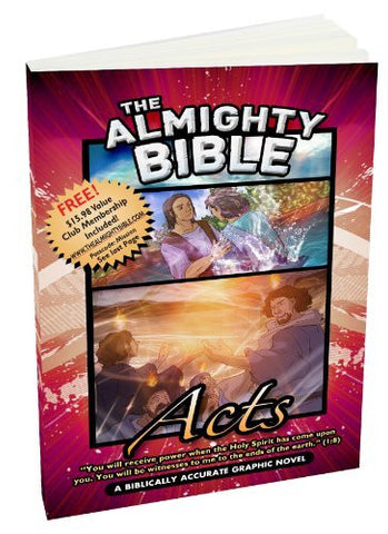 The Almighty Bible - Acts
