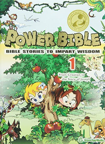 Power Bible: Bible Stories to Impart Wisdom - Complete Set (10 Books)