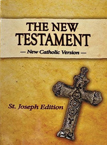 New Testament-OE-St. Joseph: New Catholic Version