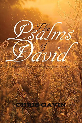 The Psalms of David: Emotional. Inspiring. Photographically beautiful.