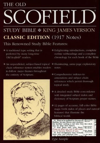 The Old Scofield?« Study Bible, KJV, Classic Edition