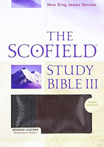 The Scofield?« Study Bible III, NKJV (Indexed)
