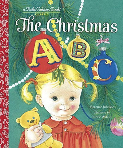 The Christmas ABC (Little Golden Book)